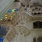 Sagrada Familia, Barcelona - Internal by Alison Howson