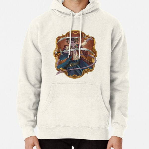 Circus Man Pullover Hoodie
