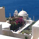 Santorini For John! by Memaa
