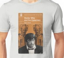 Doctor Who and the Cybermen - Penguin style Unisex T-Shirt