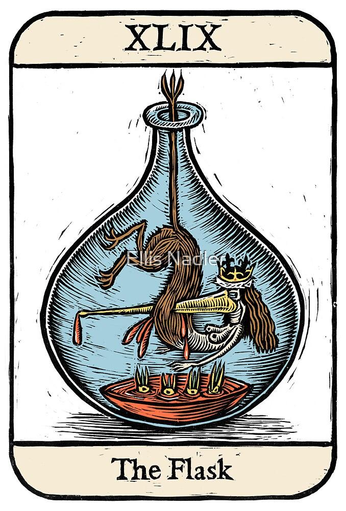 The Flask by Ellis Nadler