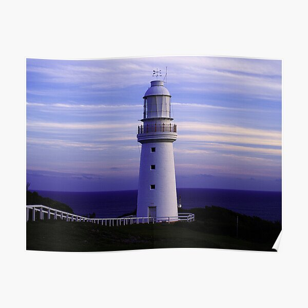 Cape Otway Lightstation - Victoria, Australia Poster