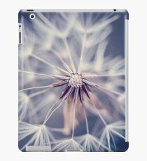 Dandelion Blue iPad Case/Skin