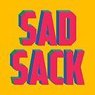 Sad Sack by maggiemaemary