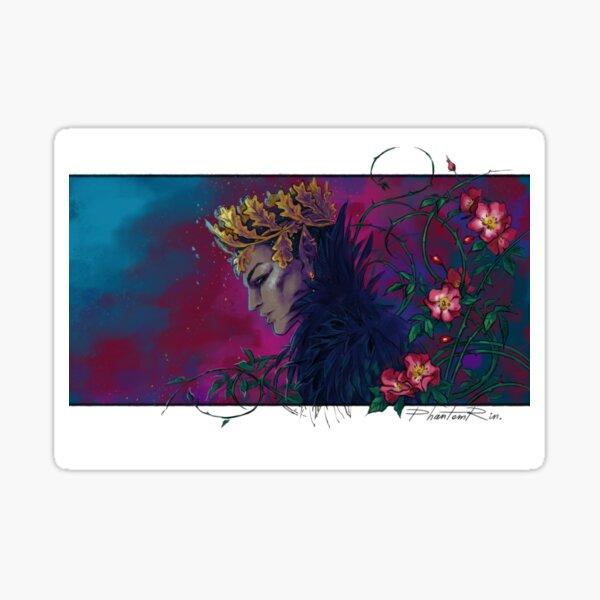 faerie king Sticker