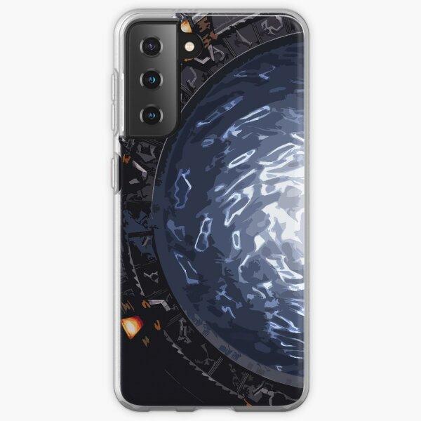 Stargate Samsung Galaxy Soft Case