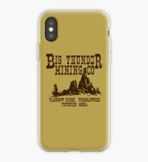 Big Thunder Mining Co iPhone-Hülle & Cover