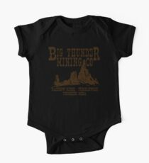 Big Thunder Mining Co Kids Clothes