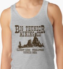 Big Thunder Mining Co Tank Top