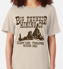 Big Thunder Mining Co Slim Fit T-Shirt