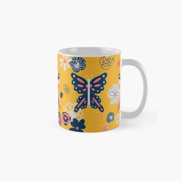 Bright Butterflies Classic Mug