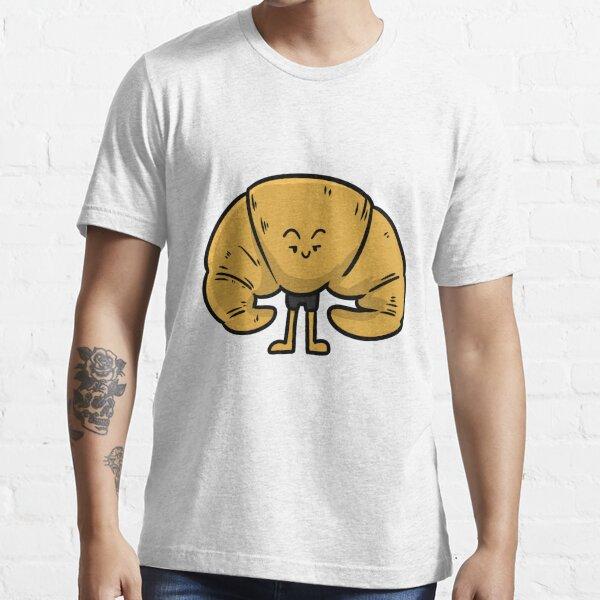 Body Builder crossaint Essential T-Shirt
