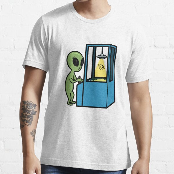 Alien and World of Fun Essential T-Shirt