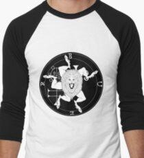 Buer Men's Baseball ¾ T-Shirt