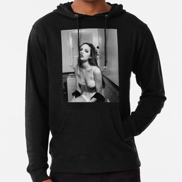 Angelina Jolie  Lightweight Hoodie