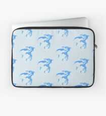 Dragonfight-cooltexture Inverted Laptop Sleeve