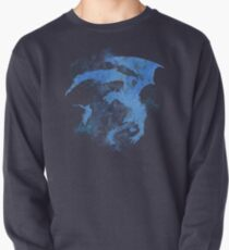 Dragonfight-cooltexture Inverted Pullover