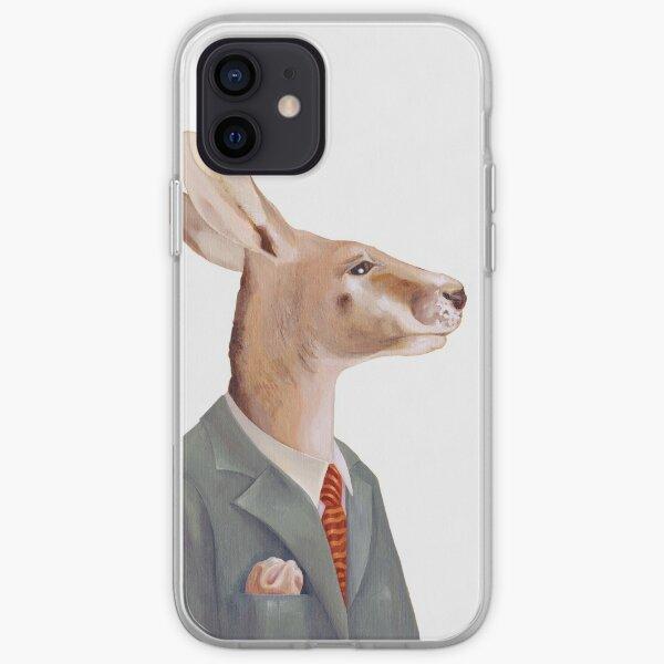Kangaroo iPhone Soft Case