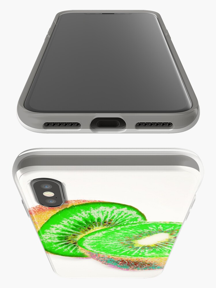 Alternate view of Kiwilicious - Fruit Lover Gift iPhone Case & Cover