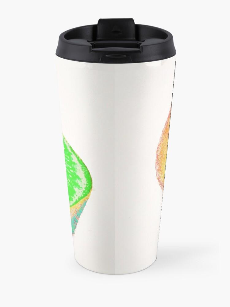 Alternate view of Kiwilicious - Fruit Lover Gift Travel Mug