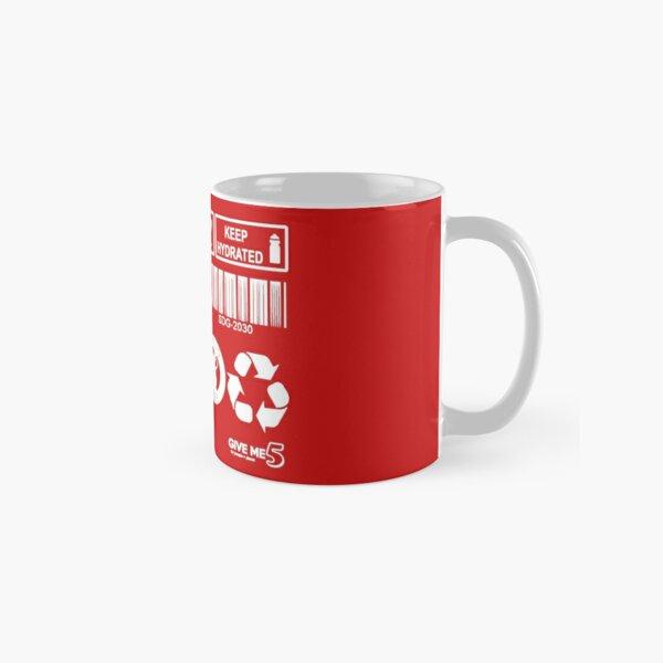 Environmental warrior (white) Classic Mug