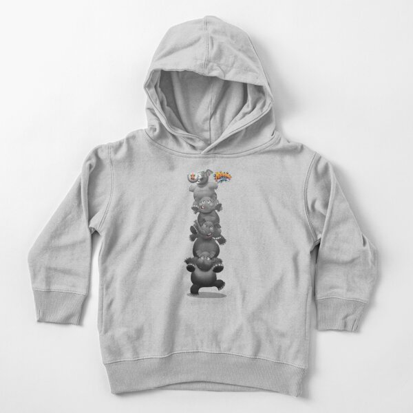 Operation Elephant Stack Toddler Pullover Hoodie