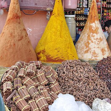 Spices - Marrakech by AlisonHowson