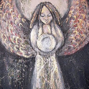 Healing ANGEL by whittyart