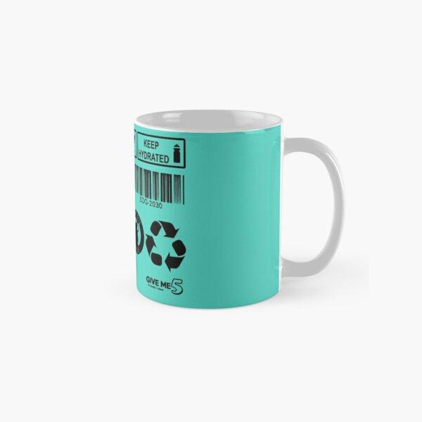 Animal advocate (black) Classic Mug