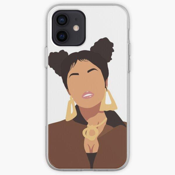 Chun lee iPhone Soft Case
