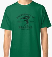 Summon A Dragon  Classic T-Shirt