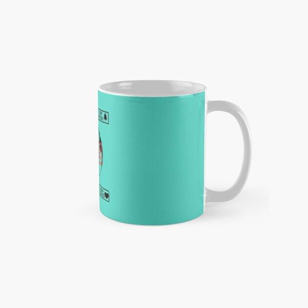Fragile planet (black) Classic Mug