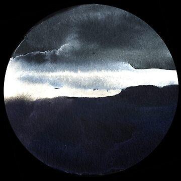 Circles (cloudy sky) by EMJAYHeiss