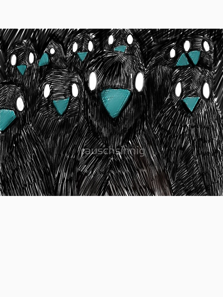 Raven in Team von rauschsinnig