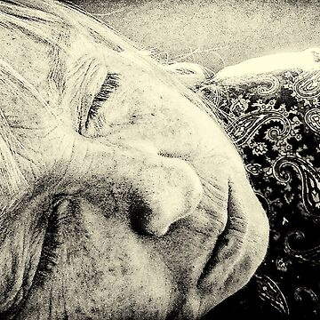 Sleeping old  by bywhacky