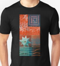 Some stars just want to be alone in the desert Unisex T-Shirt
