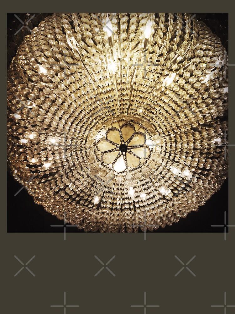 Gift for Interior Designer - Chandelier - Fashion Present by OneDayArt