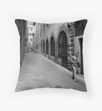 Mothers, Fathers Throw Pillow
