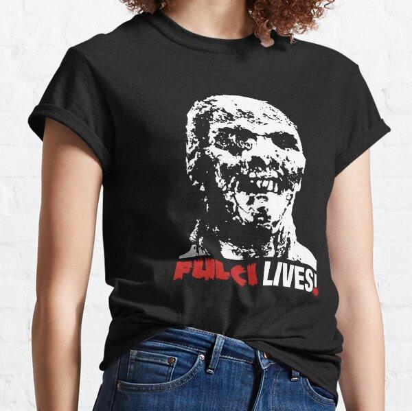 Fulci Lives! Zombie Horror Movie Classic T-Shirt