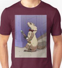 Ferret Who Unisex T-Shirt