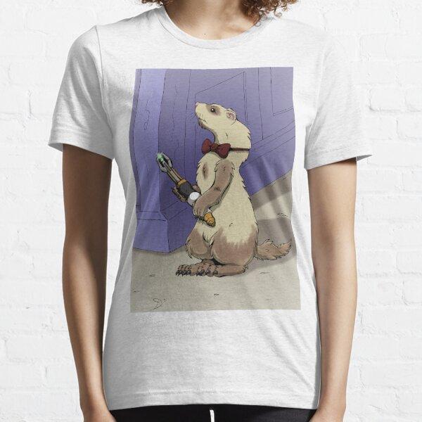 Ferret Who Essential T-Shirt