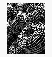 Cray Pots Photographic Print