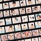 BTS PERSONA Concept Version 1 Filmfoto-Collage von imgoodimdone