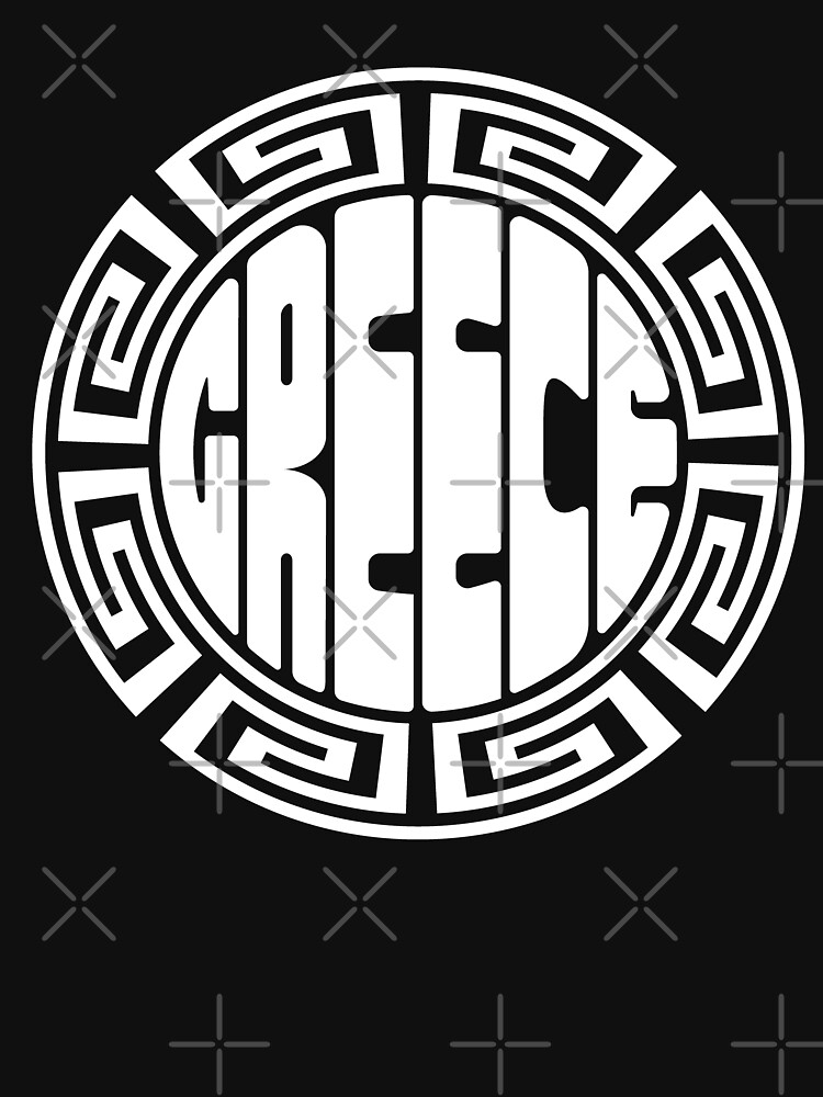 Greece - original round design by kislev