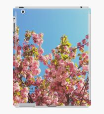 Mothers Day Floral Gift - Cherry Blossoms Photography iPad Case/Skin