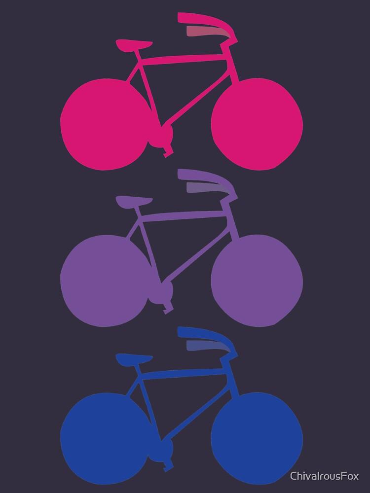 Bi-cycle | Unisex T-Shirt