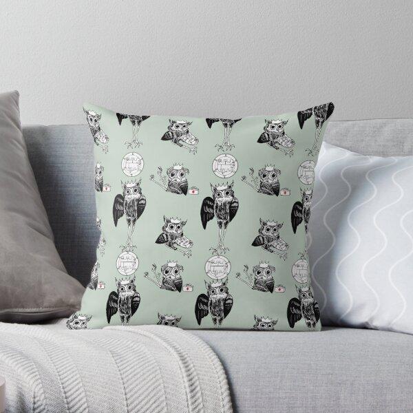 GREAT DEMON STOLAS Throw Pillow