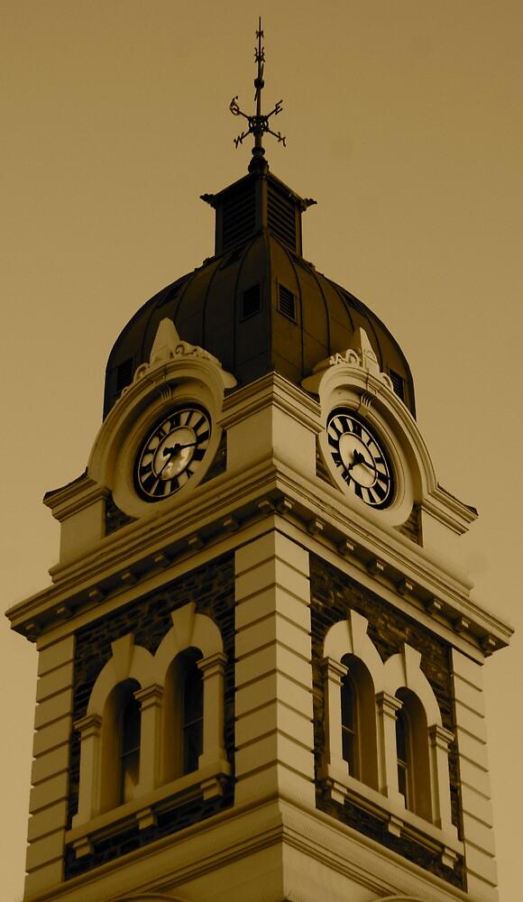 Clock Tower by porky84