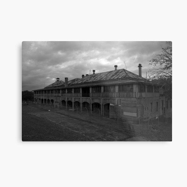 Wolston Park Mental Asylum (Woogaroo) - Brisbane Metal Print