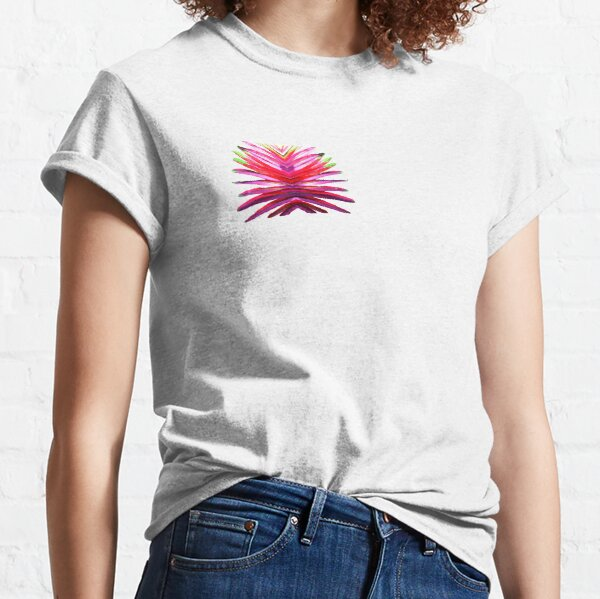 Feathers white  Classic T-Shirt